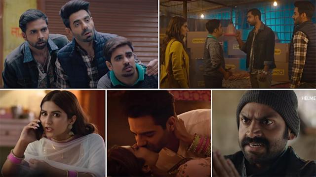 helmet, zee5, hindi, film, review, 2021