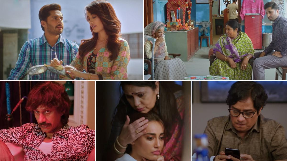kya meri sonam gupta bewafa hai, zee5, film, hindi, review, 2021