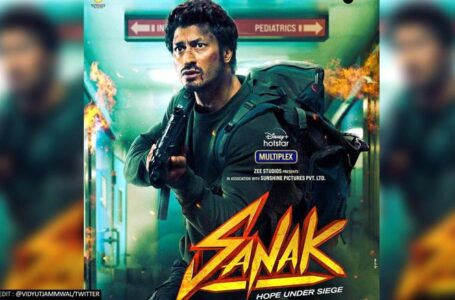 'SANAK' SHOULD BE WATCHED ONLY FOR ITS CLASSY ACTION